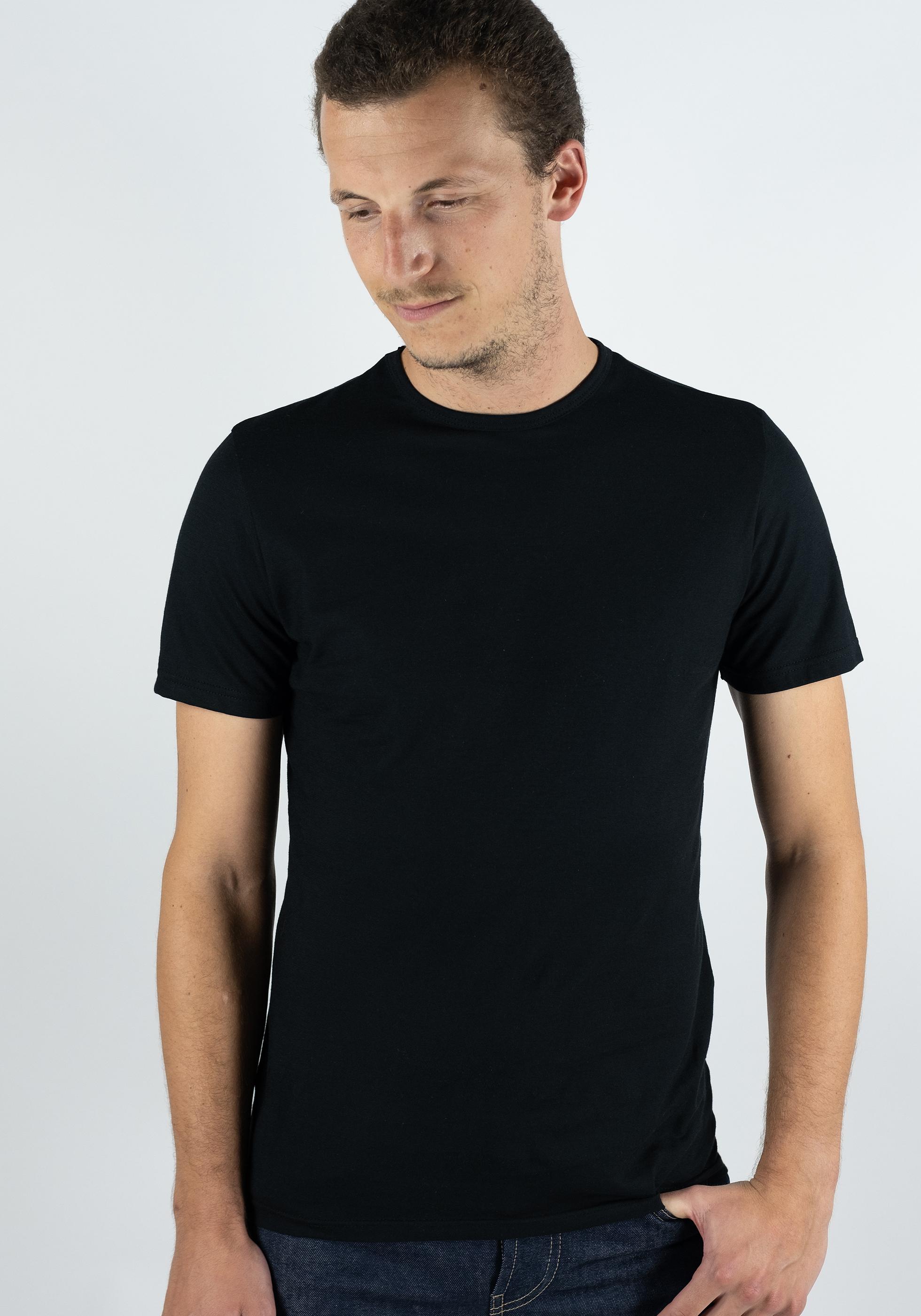 Kurzarm-Shirt Slim fit Hendrik