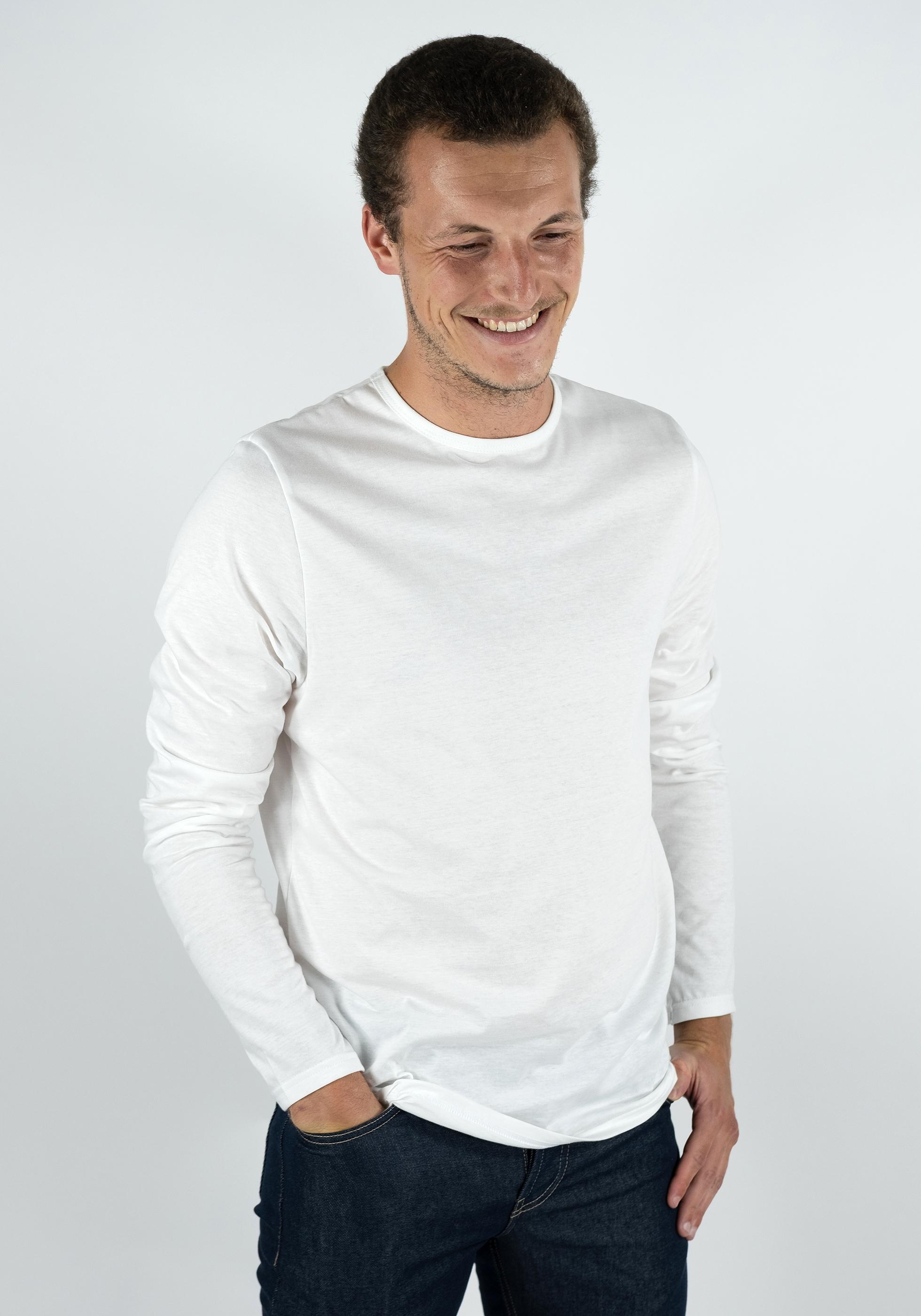 Langarm-Shirt Regular fit Jonas