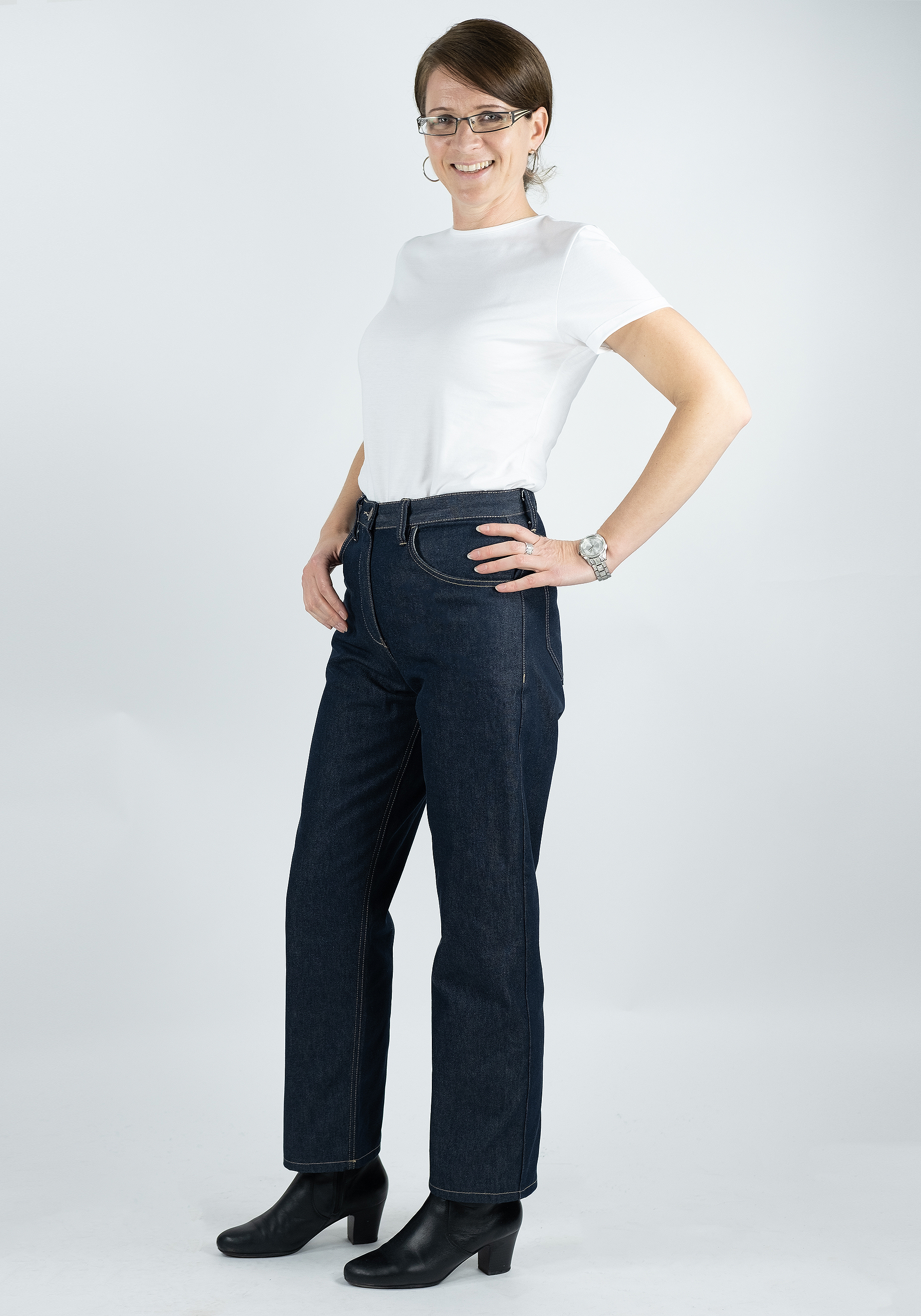 Augschburgdenim Straight fit Jeans Ricarda