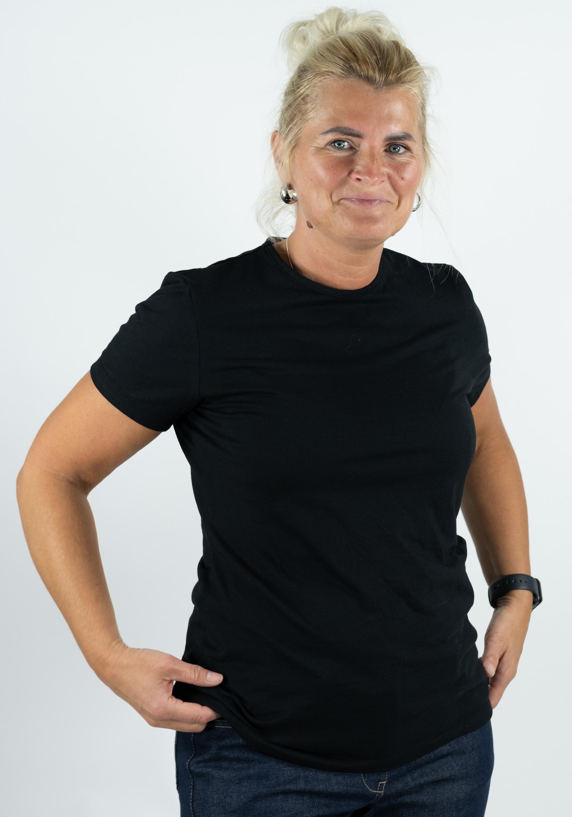 Kurzarm-Shirt  Shaped fit Kathleen