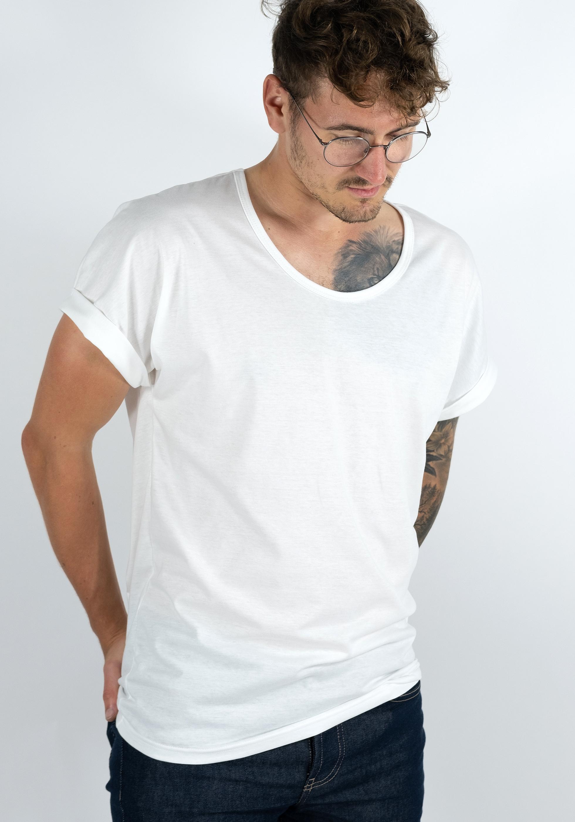 Kurzarm-Shirt Loose fit Melvin