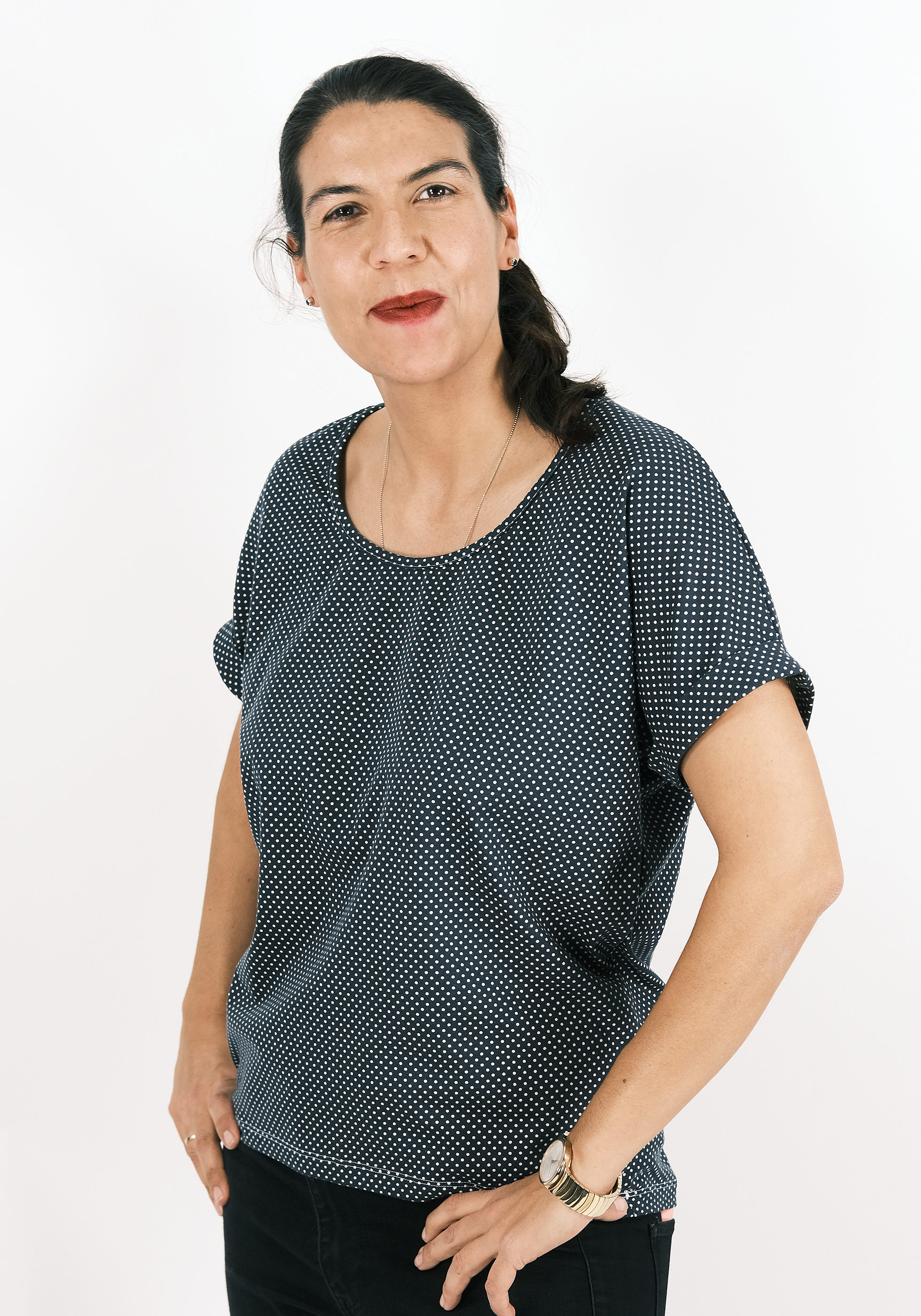 Damen Kurzarm-Shirt Monti
